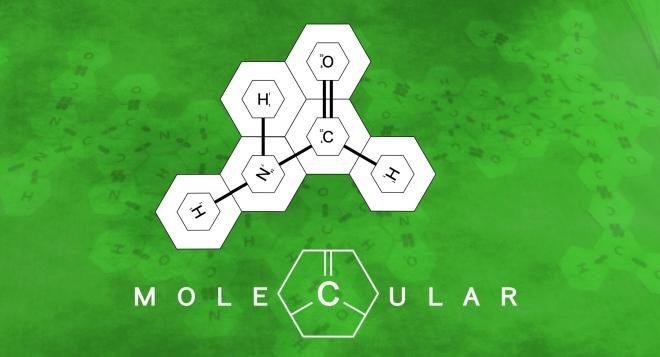 Molecular Atom Tiles