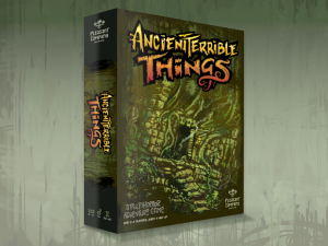 Ancient Terrible Things from Pleasant Company Games