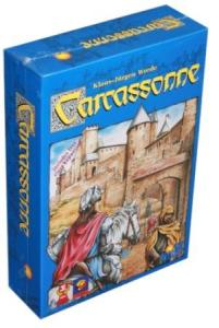Carcasonne from Z-Man games