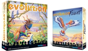 Evolution and the Flight Expansion, from North Star Games