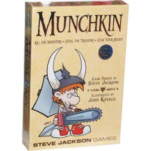 Munchkin, from Steve Jackson Games